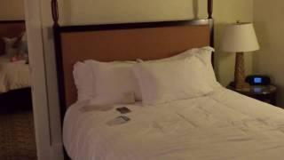The Mission Inn Riverside CA room tour