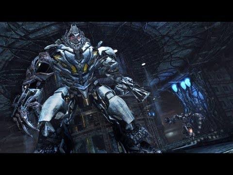 First 30 Minutes: Transformers: Dark of the Moon [XBOX360/PS3/WII] (720p HD) Part 2/2