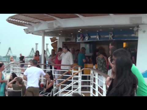 Kreuzfahrt Auf Der Mariner Of The Seas Teil 1