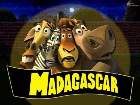 Madagascar- I Like To Move It '05 (club Mix) video