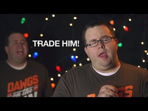 Very Angry Browns Christmas carols