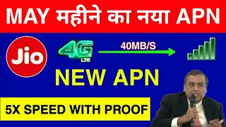 Jio New APN April 2019 | Increase Jio Internet Speed With Proof In April 2019 [100% Working APN]