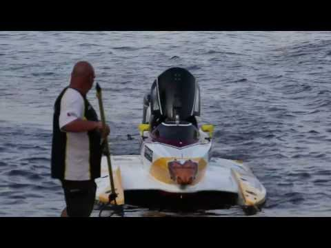 Final World Championship F1 Powerboat Sharjah 2013
