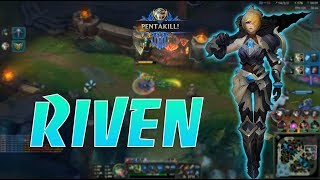 Riven montage 50 - Riven Combo