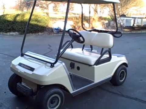 2005 Club Car Golf Cart 48 Volt Electric Dseiq