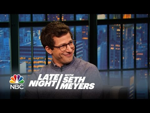 Andy Samberg's SNL Characters That Never Were - Late Night with Seth Meyers