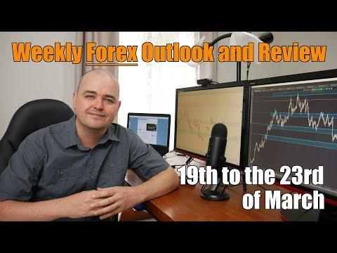 Weekly Forex Review - 19th to the 23rd of March