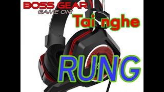 Tai nghe Gaming Each GS200 có RUNG dành riêng cho các game thủ( Vibration Gaming Headset )