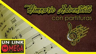Link directo Himnario Adventista con partituras piano, guitarra [HD] || descargar un link MEGA