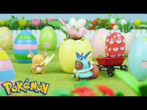 Easter Eggs and  EeveeLutions | Pokemon Columbus