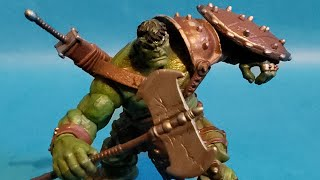 World War Hulk (World Breaker) | Marvel Universe 3.75 | Serie 3 2010 | Hasbro