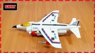 Đồ chơi máy bay chiến đấu biến hình robot tranformer plane toy for kids
