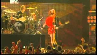 Garbage - Control & Cherry Lips (MTV World Stage Monterrey 2012)