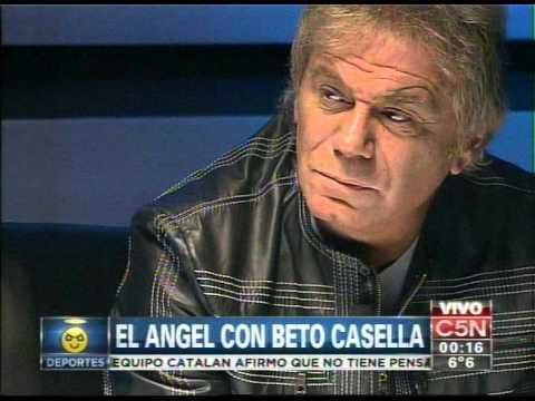 C5N - EL ANGEL DE LA MEDIANOCHE CON BETO CASELLA