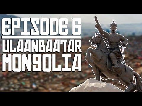 Ulaanbaatar, Mongolia | Trans-Siberian Railway (EP.6)