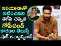 Tollywood Action Hero Gopichand Doesn't Want To Work With Ileana..? || TFC Films & Film News
