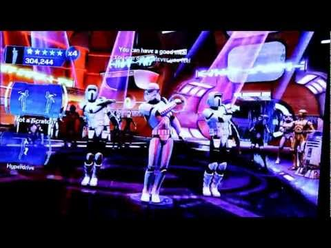 Kinect Star Wars - YMCA Stormtroopers (Extended version)