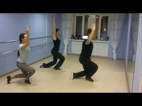 Боди-балет для взрослых: группа начинающих.