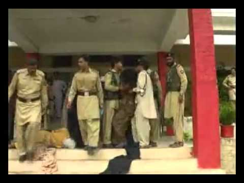 Pakistan's military police and ISI capture Arab terrorists recruited by CIA