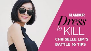Styling a Post-Breakup Outfit - Dress to Kill - Chriselle Lim Style Tips | Glamour