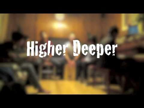 Higher and Deeper - Tw Youth cover