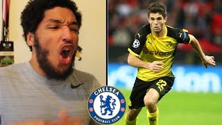 CHRISTIAN PULISIC 2019 CHELSEA FC39s AMERICAN STAR!! | REACTION