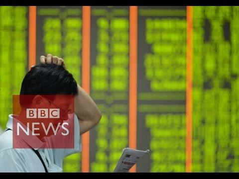 What caused China's 'Black Monday'? BBC News