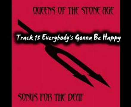 Queens Of The Stone Age - Everybodys Gonna Be Happy