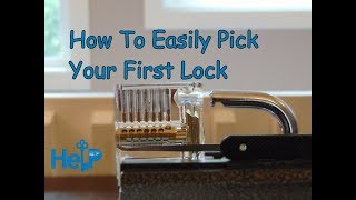 [71] How To Easily Pick A Lock (Explained)