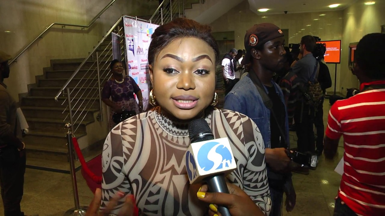 Nollywood Actress Ruth Kadiri On Why She Don't Kiss In Movies (VIDEO)