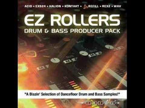 E-Z rollers - retro