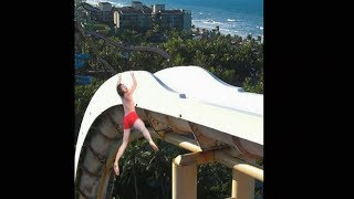 Water Slide Fails Compilation (INSANE ACCIDENTS!)