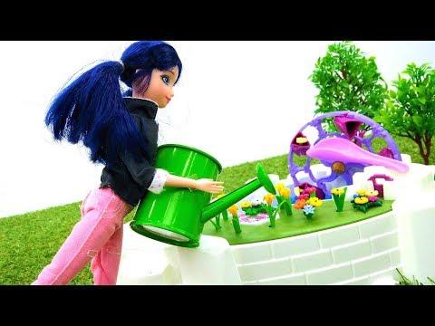 Леди Баг и Супер-Кот НОВАЯ СЕРИЯ с игрушками! Супергерои сражаются с Непогодой! ЖАРКАЯ БИТВА!