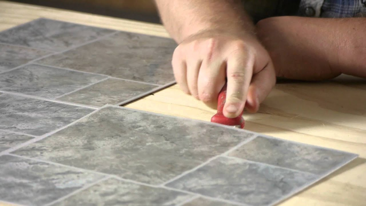 How to take out tile floor