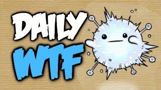 Dota 2 Daily WTF - Base Race
