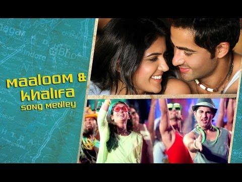 Maaloom & Khalifa (Song Medley) | Lekar Hum Deewan Dil | Armaan Jain & Deeksha Seth