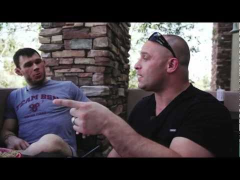 Fight Camp Insider with Matt Serra - Forrest Griffin Episode Image 1