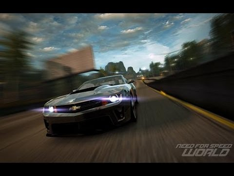 Need For Speed World Car Reviews: Chevrolet Camaro ZL1