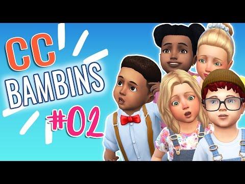 MES CC BAMBINS #02 - SIMS 4
