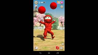 Clumsy Ninja - funny android game