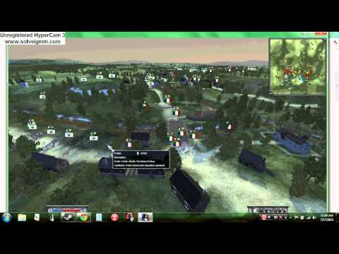 Napoleon Total War Online Scenario Battle: Battle of Ligny