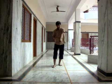 Dharmesh Audition By Sanchit video