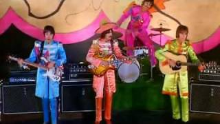 Клип The Beatles - Hello Goodbye
