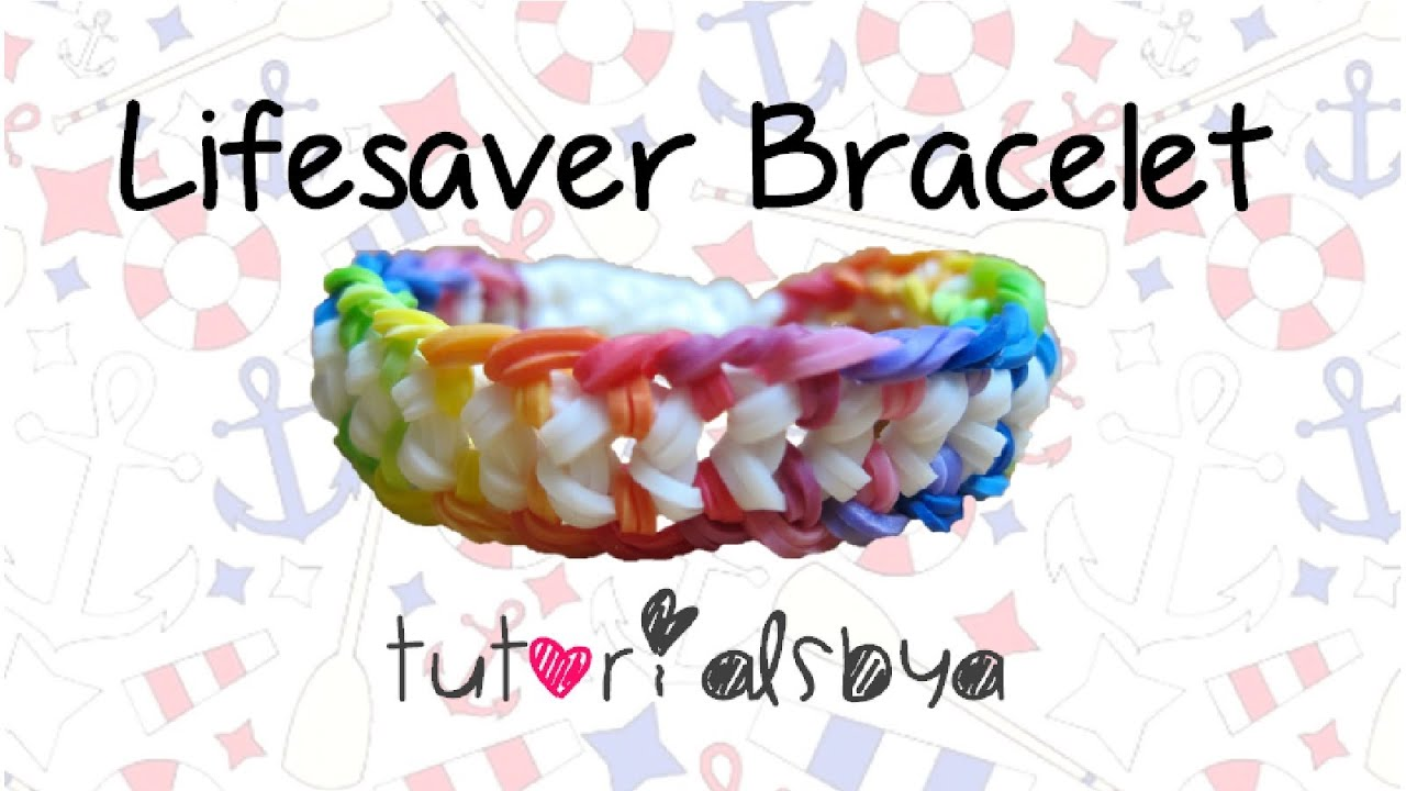 loom band designs instructions