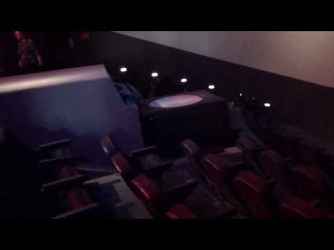 IMAX Dome Projector in Action: Alamogordo, NM