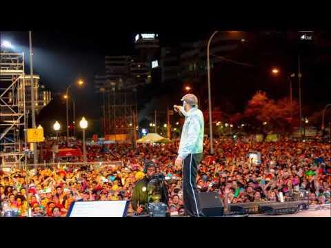Juan Luis Record en Tenerife convocando a 400.000 personas