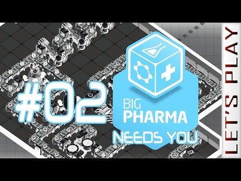 Big Pharma Needs You #02 [Female Contraceptive] - Let's Play