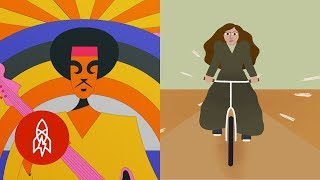 Get in Motion With These Five Animated Stories