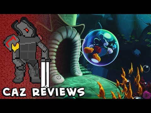 Epic Mickey Power of Illusion (3DS) Review