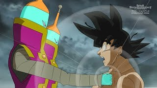 Super Dragon Ball Heroes Episódio 15 - O PODER DOS GUARDAS DE ZENO !!